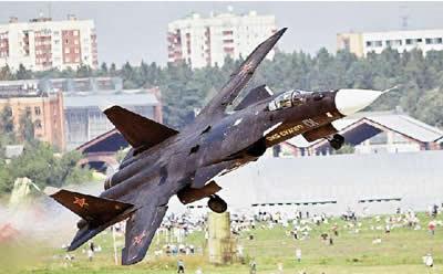 战斗机名称的变化 ●隐形飞机